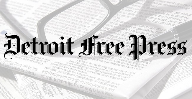 Detroit Free Press Logo