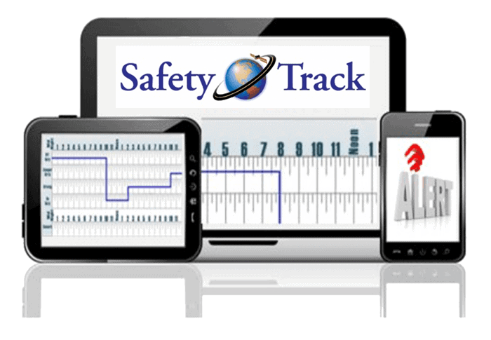 ELogs (HOS) by Safety Track is the answer