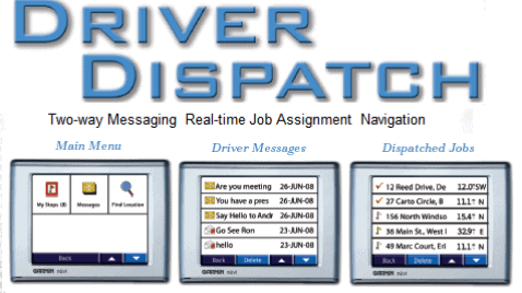 Driver Dispatch Fleet Management System -Reltime-Dispatch