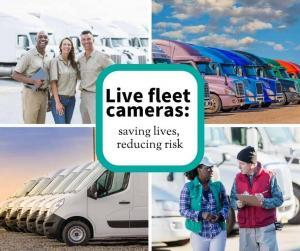 Live Fleet Cameras in use
