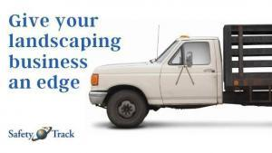 Fleet management for landscaping businesses