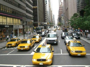 Taxi Industry Fleet Tracking