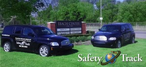 Safety Track Company Cars