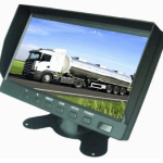 Fleet Vehicle Camera Systems - Fleet Backup Camera System