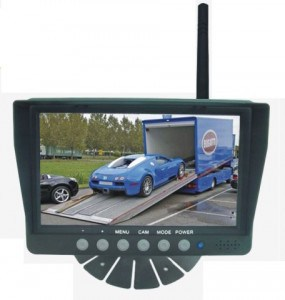 Dash Cams for Your Fleet - Wireless Fleet Backup Camera System